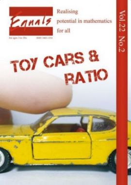 Equals online: 'Toy cars and ratio'