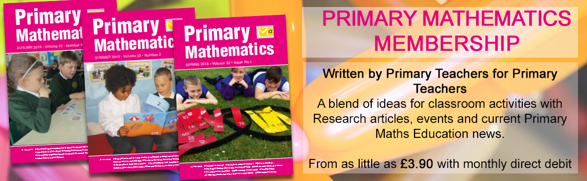 Primary Mathematics Banner