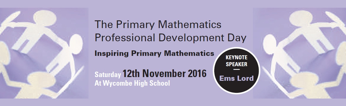 Primary Mathematics Professional Development Day