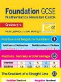 Foundation GCSE Revision Cards 5-1
