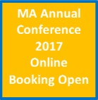 MA Conference Online Booking