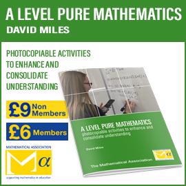 A Level Mathematics David Miles