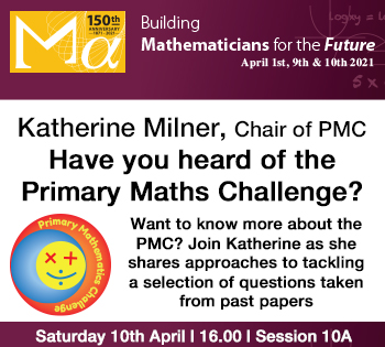Primary Mathematics Challenge Conference Session
